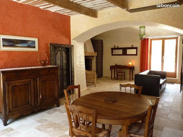 Maison meublée rénovée massif uchaux