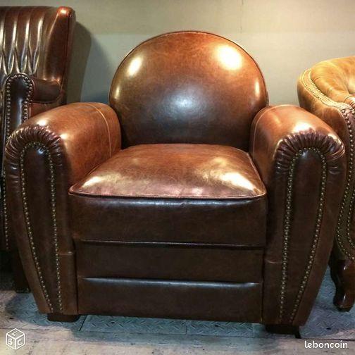 fauteuil club annonces d 39 achats et de ventes trouver le meilleur prix. Black Bedroom Furniture Sets. Home Design Ideas