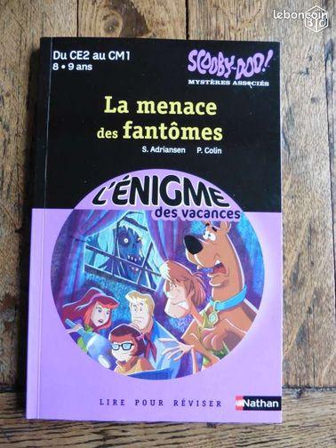 Livre enfant enigme scoubidou livres loire atlantique - Livre de scoubidou ...