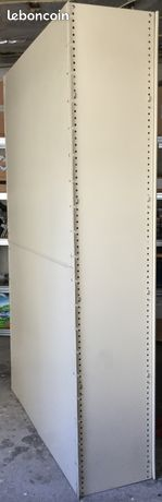 Étagère métallique d'atelier ou de bureau (image 3)