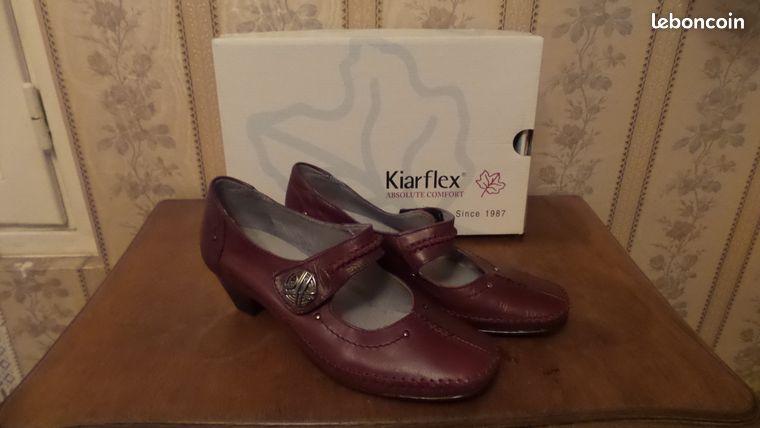 Chaussures neuves Kiarflex Confort cuir