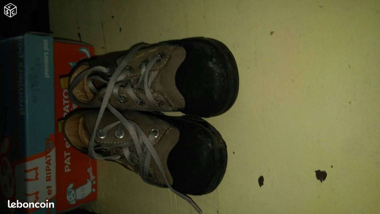 Chaussures occasion Finistère nos annonces leboncoin