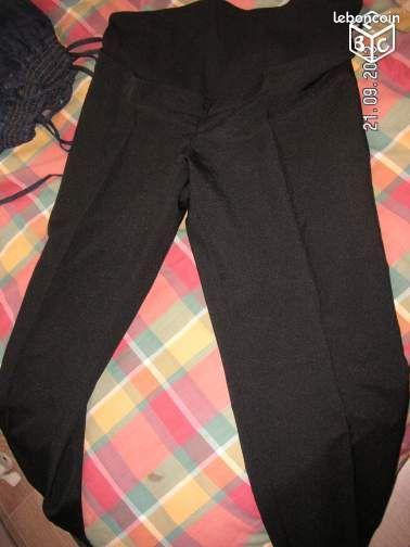 pantalon de grossesse sabineb51 v tements marne. Black Bedroom Furniture Sets. Home Design Ideas