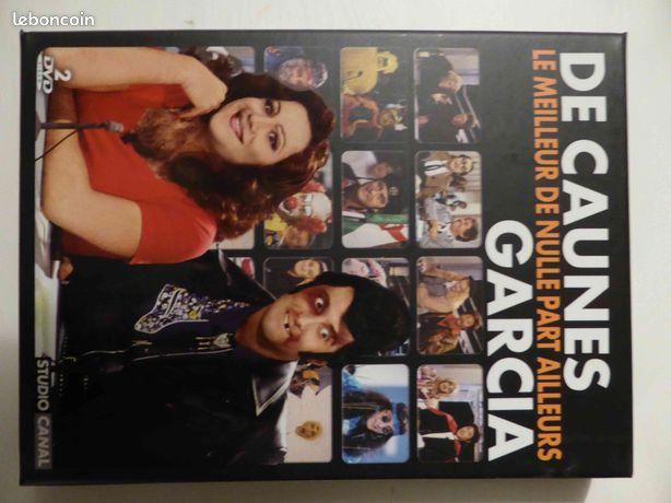 DVD De Caune & Garcia volume 1 - Lumes - Vends DVD De Caunes & Garcia volume 1. Etat neuf.  - Lumes