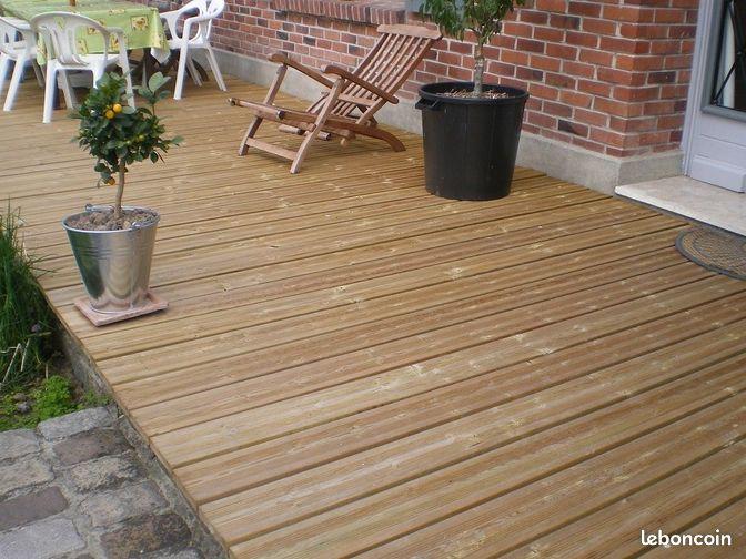10 lames bois et annonces d 39 achats et de ventes trouver le meilleur prix - Lame terrasse destockage ...