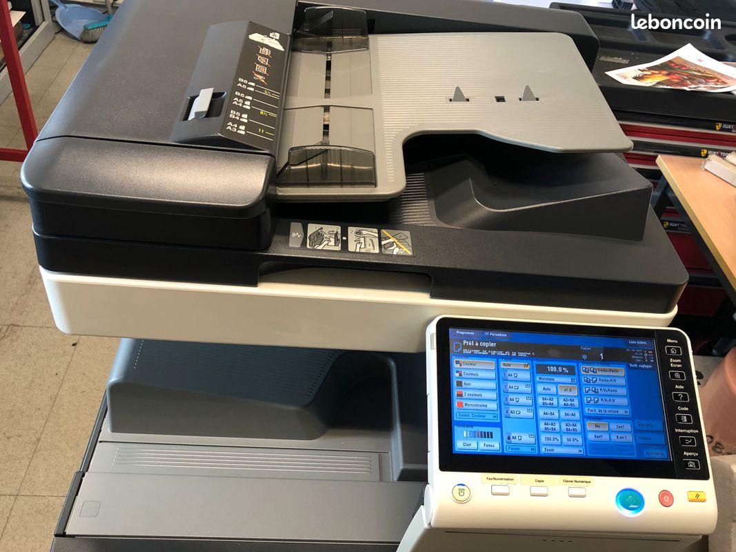 Photocopieur multifonctions konica minolta bizhub c224