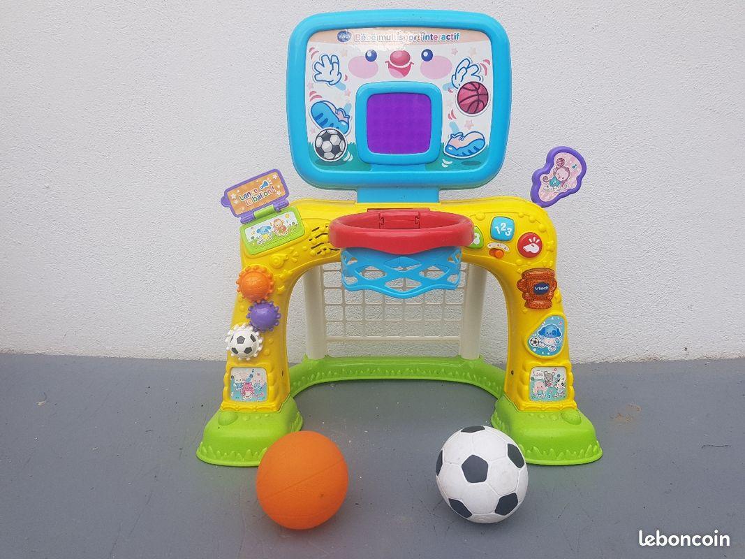 Vtech bébé multisport intéractif