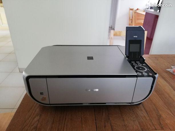 Imprimante Canon Pixma 520   cartouches