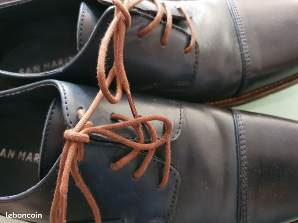 SAN MARINA Bottines Taille 41 sardeno Bottes Prix Recommandé 150 € chaussures hommes 11//17 m4
