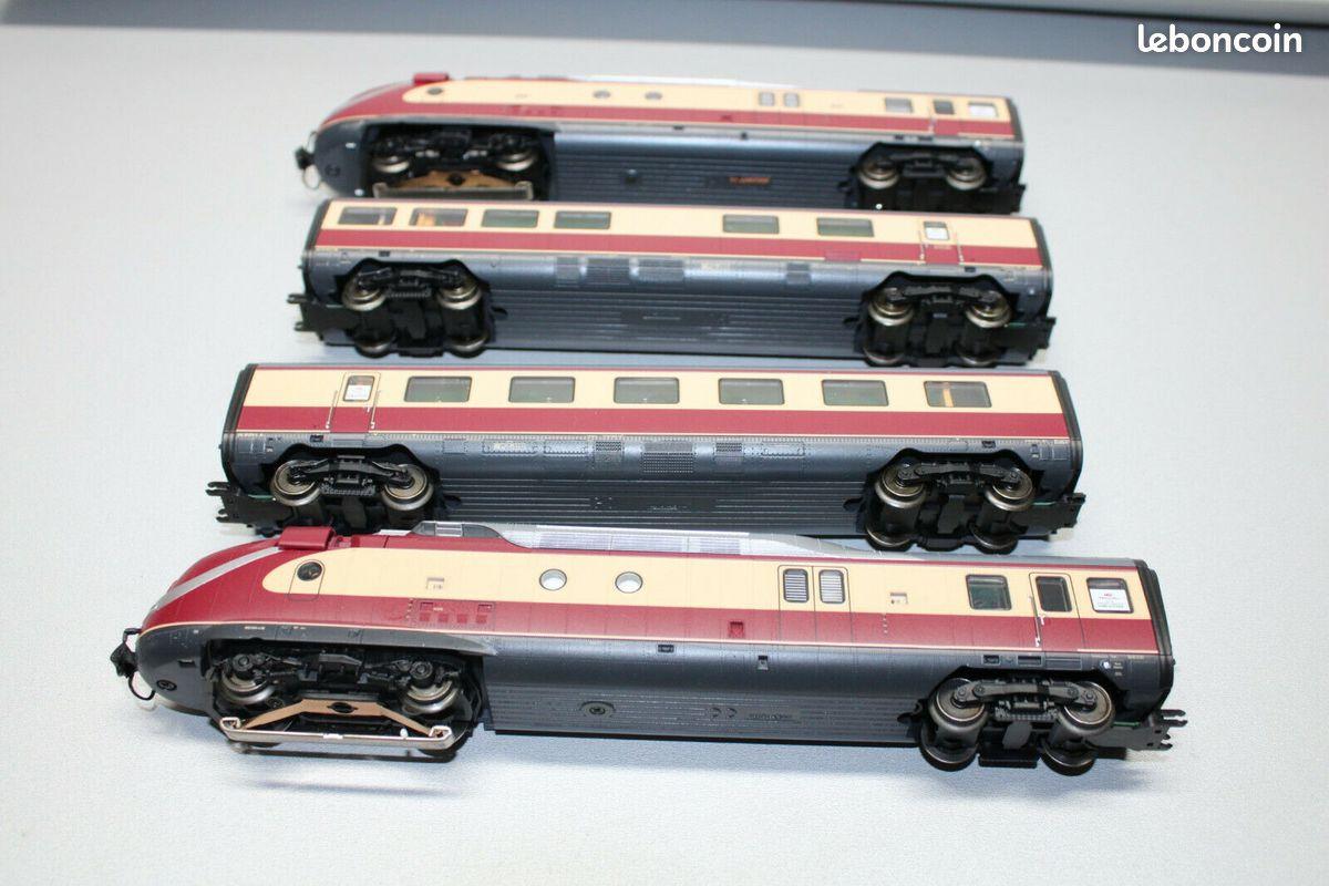 Märklin 37606 mfx numérique diesel série 602 ic prinzipal son Échelle h0