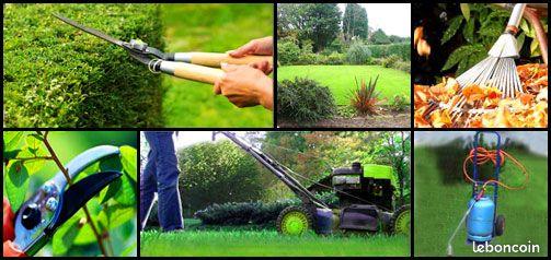 Jardinier paysagiste entre particuliers valence 26000 for Tarif entretien espace vert particulier