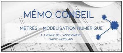Métreur et BIM Modeleur (H/F)