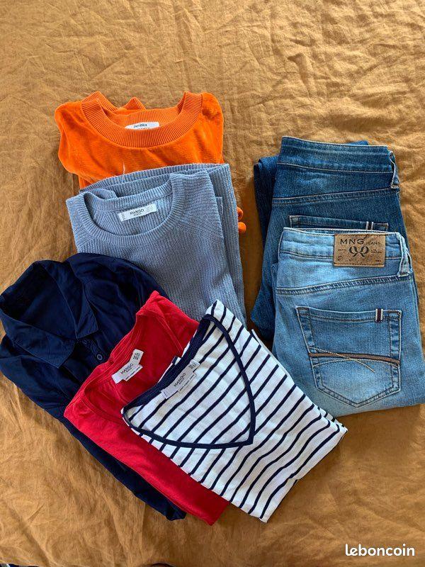 Lot de vêtements femme taille 36