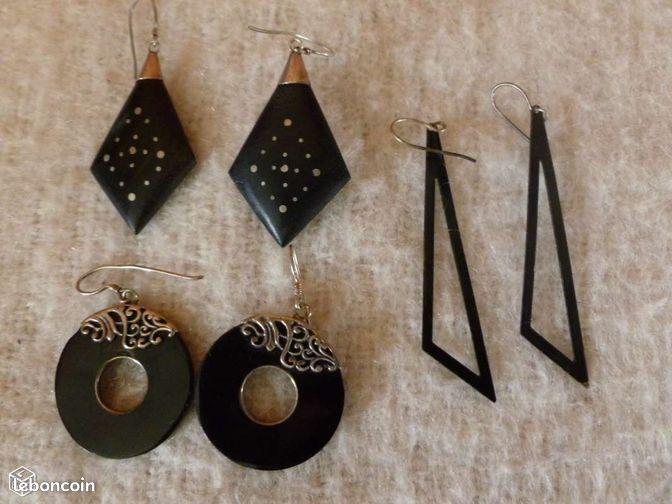 Bijoux Fantaisies Orleans : Boucles oreilles fantaisie montres bijoux loiret