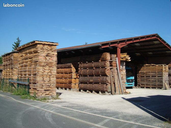 Merisier Bois De Chauffage : ?b?nisterie, bois de chauffage – Drulingen – Grand stock de bois de