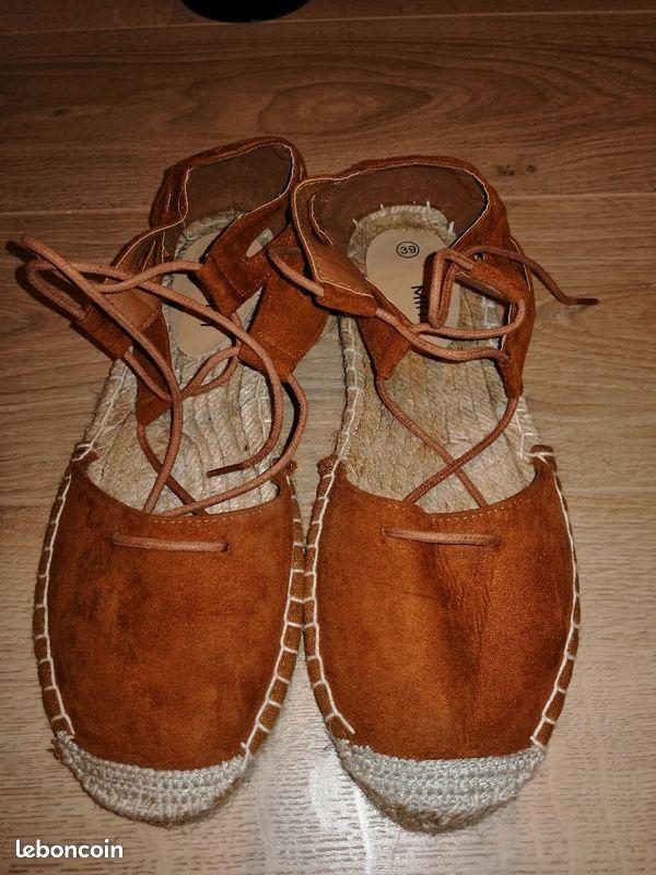 Sandales/espadrilles