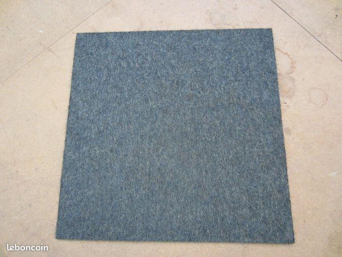 190 m dalle de moquette bleu et gris pour les bur quipements industriels moselle. Black Bedroom Furniture Sets. Home Design Ideas