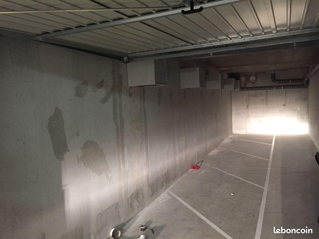 Location garage pour moto