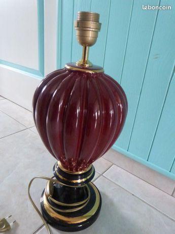LAMPE à POSER 49 cm de Hauteur sur 63 cm NEUVE