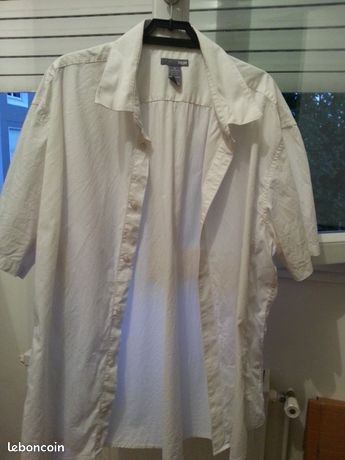 Chemise blanche H
