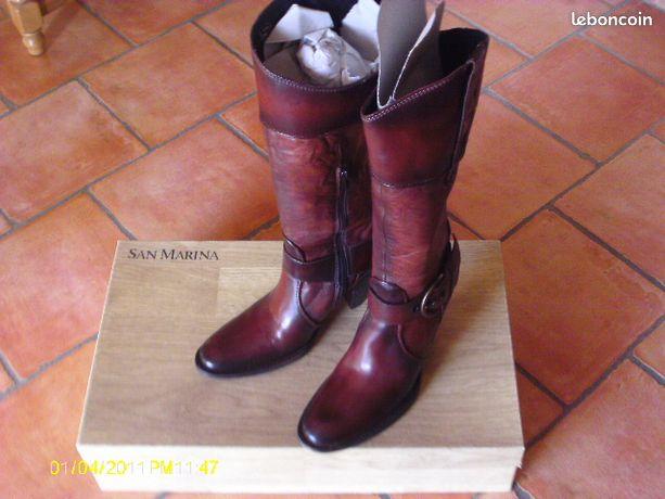 ccd5bb30ea7 Chaussures occasion Alpes-de-Haute-Provence - nos annonces leboncoin ...
