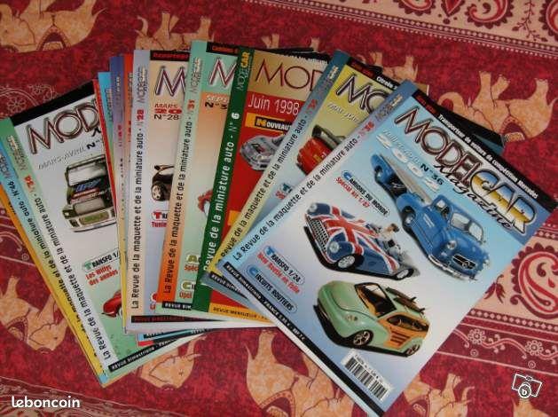 Model car magazine (chris 28) - Aunay-sous-Auneau - Vends revue Model Car magazine Numéros 1-6-20-22-23-24-28-31-34-35-36-41-42-et 46 Pour tout renseignement n'hésitez pas à me contacter D'autres objets sont en vente sur le cite pour les consulter taper chris 28  - Aunay-sous-Auneau