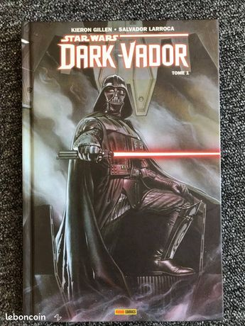 Album Livre BD Dark Wador Star wars / Tome 1 / Panini Comics / NEUF / Paris 19