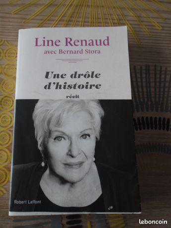 Livre LINE RENAUD