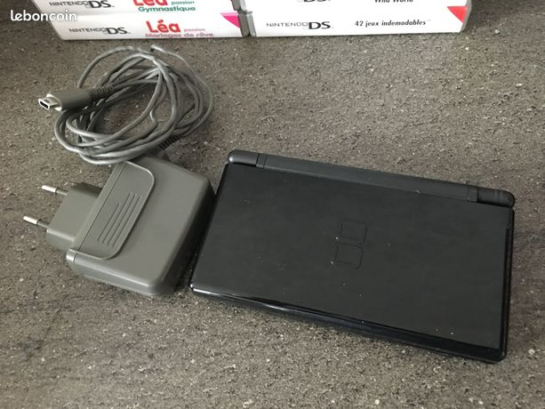 DS Lite   Jeux DS