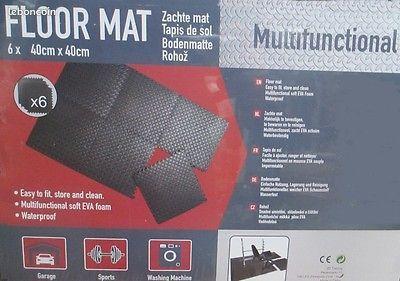 dalle anti vibration avec leroy merlin brico depot. Black Bedroom Furniture Sets. Home Design Ideas
