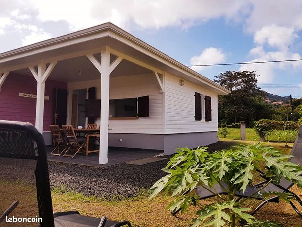 Loue belle maison creole