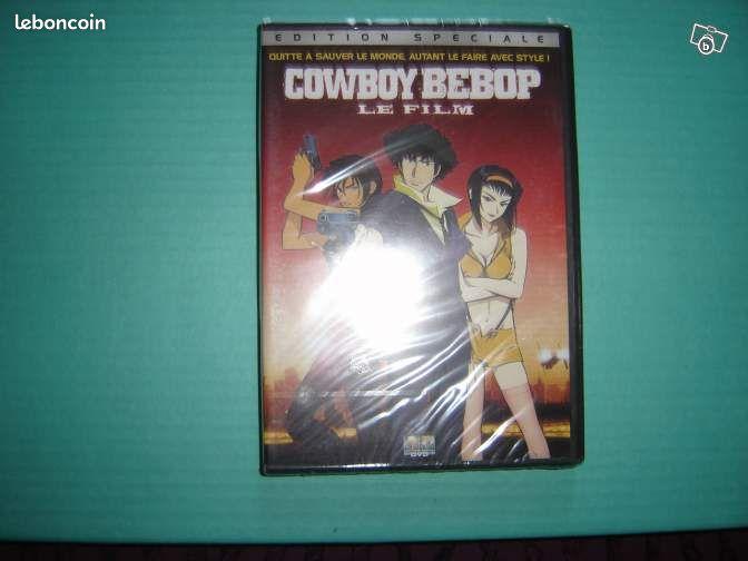 Cowboy bebop - Pantin - cowboy bebop le film neuf produit original frais de port a votre charge  - Pantin