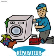 Réparation dépannage électroménager- dépanneur machine à laver