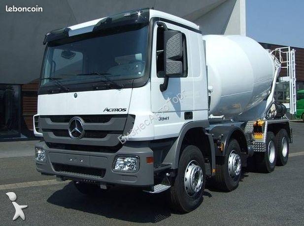 1 chauffeur de camion-toupie sur lyon (H/F)
