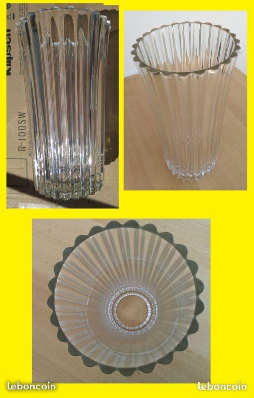 Vase 25 cm fabriqué en france numéro 14