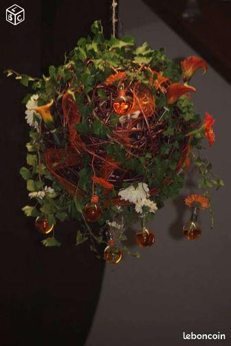 Déco mariage Chocolat/ivoire/orange Décoration Mayenne - leboncoin ...
