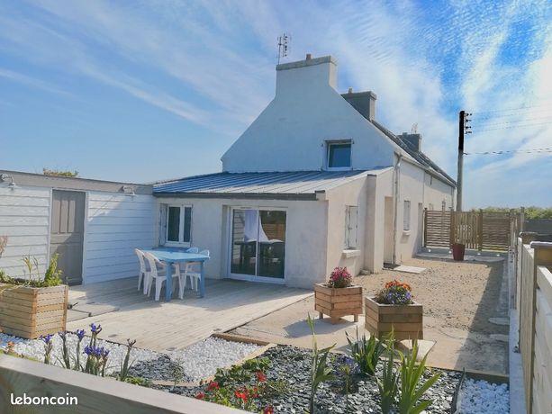 Maison rénovée Ouessant