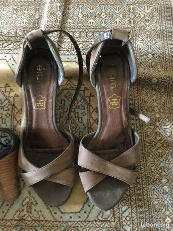 Chaussures occasion Ile de France nos annonces leboncoin