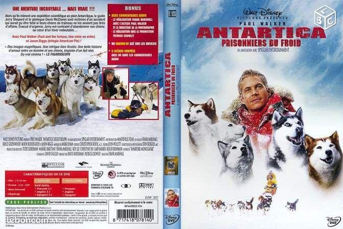 DU ANTARTICA PRISONNIERS TÉLÉCHARGER FROID FILM