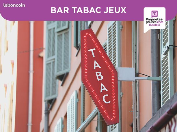 Commerce brasserie, bar, tabac 210 m²