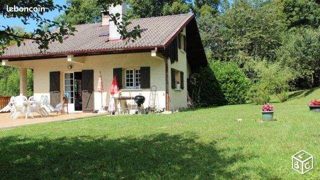 Maison avec vue sur lac locations g tes savoie - Maison avec vue lac lands end ...