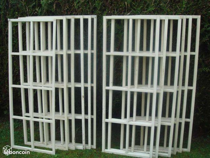 Croisillons en Petit bois pour fenêtre Bricolage Nièvre  ~ Petit Bois Pour Fenetre