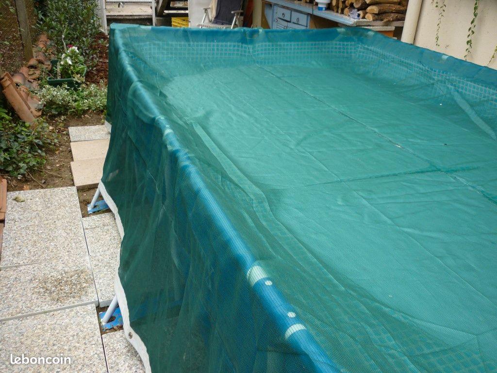 Filet protection pour piscine