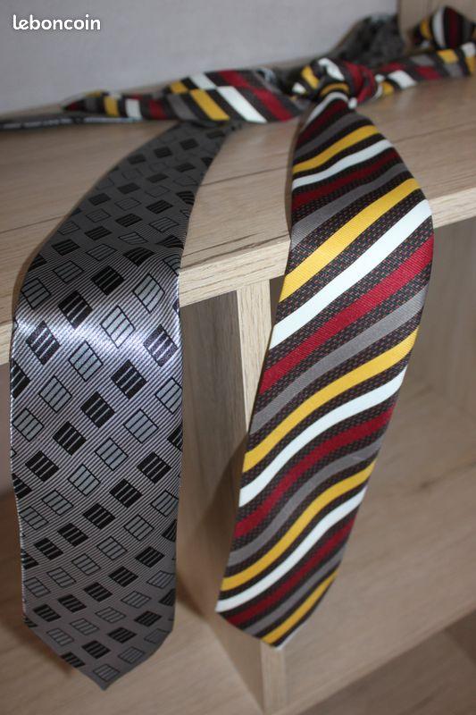 Cravate unité ou les 2 (ingrid)