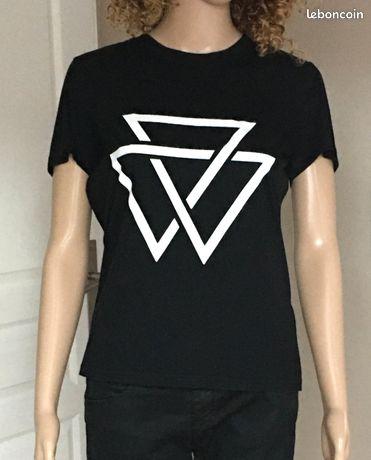 Tee-shirt noir - Taille M