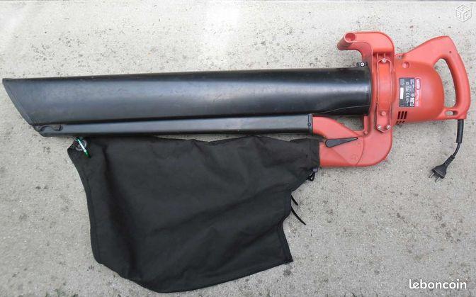 aspirateur souffleur valex mistral 1600 bricolage aisne