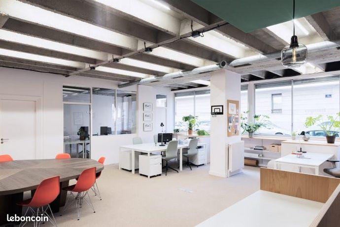 Bureau 50 m²