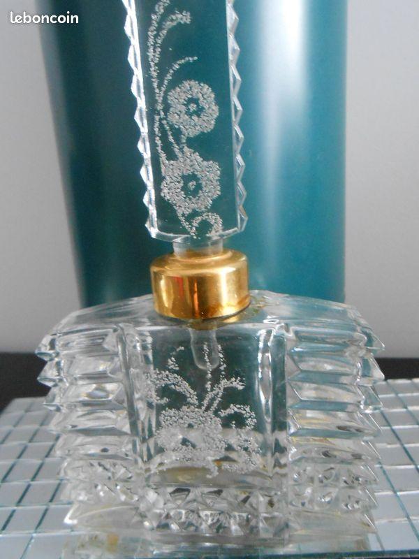 Flacons ancien parfum ,déco