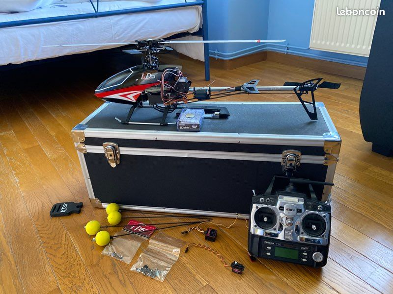 Helico rc kds 450