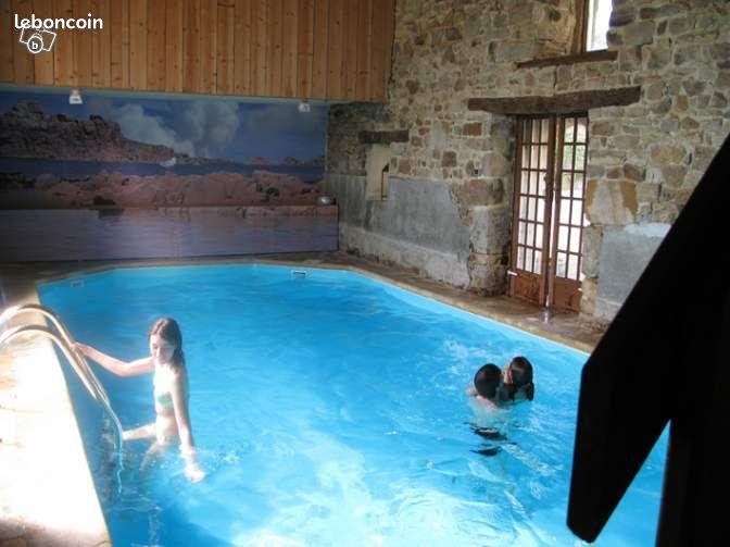 Gite avec piscine int rieure jacuzzi locations g tes for Gite piscine interieure